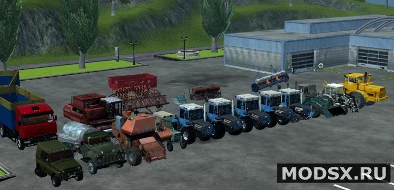 Скачать ферму симулятор на русском